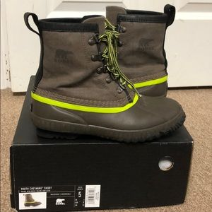 Youth Cheyanne short boots